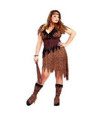 Forum Novelties Cave Beauty - Plus Size