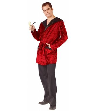 Fun World Casanova Smoking Jacket Adult One Size