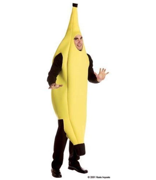 Rasta Imposta Deluxe Banana - Adult One Size by Rasta Imposta