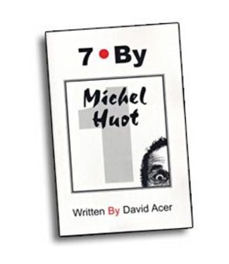7 By Michel Huot by David Acer- Vol. 1 in the 7 By Series - Book (M7)