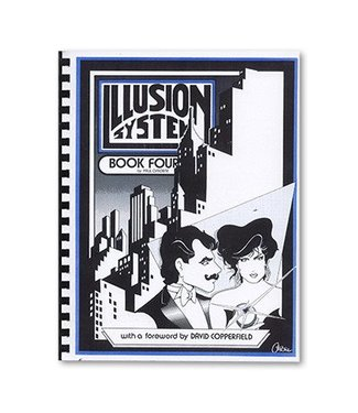 Book - Illusion Systems/Build Your Own Illusions Book 4 by Paul Osborne and Illusion Systems (M7)