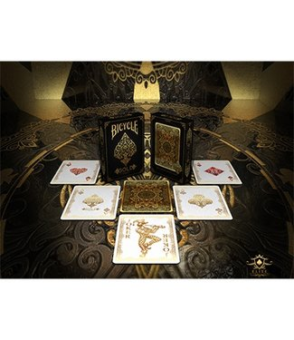 United States Playing Card Company Bicycle Gold Deck by US Playing Cards - Trick