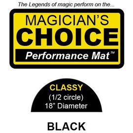 Ronjo Performance Mat Classy, Black