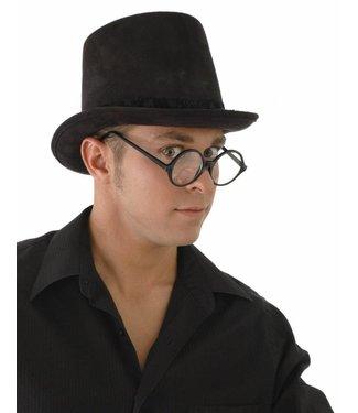 Elope Coachman Hat - Black by Elpoe