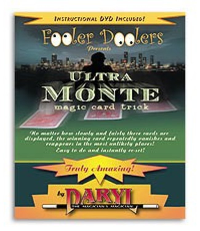Ultra Monte with DVD y Daryl and Fooler Doolers (M10)
