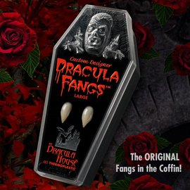 Foot Hills Creations Dracula Fangs Large by Foothill