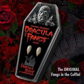Foot Hills Creations Dracula Fangs Large (longer) - Custom Designer