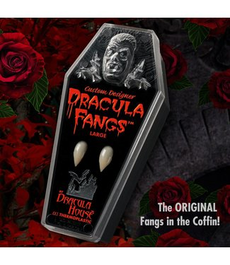 Foot Hills Creations Dracula Fangs Large by Foothills Creations
