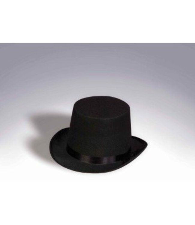 Forum Novelties Deluxe Black Top Hat