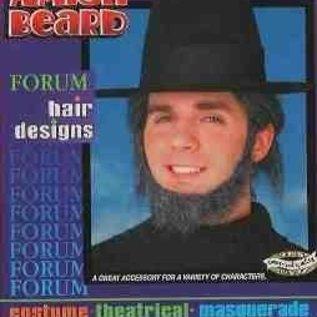 0f46bd2a226 Amish Beard - Grey - Ronjo Magic