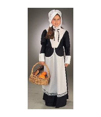 Rubies Costume Company Child Pilgrim Girl - Small 4-6 frm