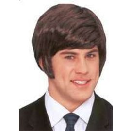 Costume Culture by Franco American 70's Dude Wig - Brown