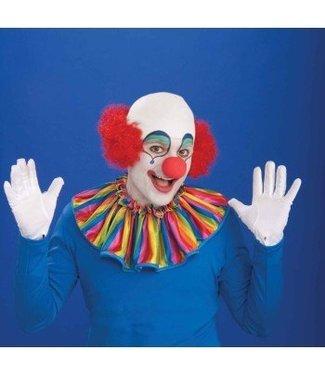 Forum Novelties Baldy Clown Head Top, Red - Wig