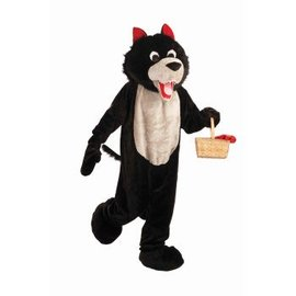 Forum Novelties Mascot Wolf - Adult One Size 42