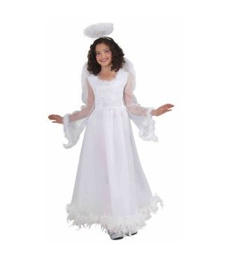 Forum Novelties Fluttery Angel Child Medium 8-10