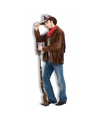 Forum Novelties Buffalo Bill Jacket - Large