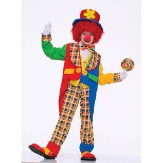 Forum Novelties Clown On The Town, Child 12-14