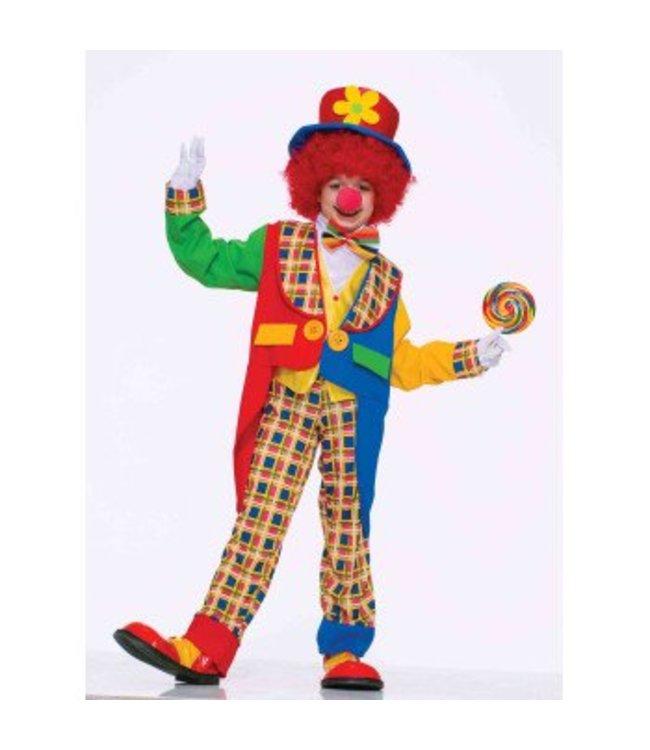 Forum Novelties Clown On The Town - Child 8-10