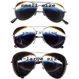 Aviator - Police Glasses Small