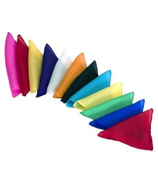 6 inch Silk 12-Pack Assorted Colors by Magic By Gosh