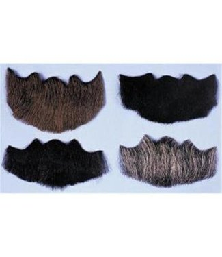 Morris Costumes and Lacey Fashions Beard 5 Point Black