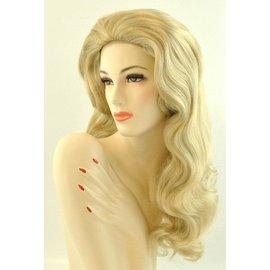 Morris Costumes Deluxe Showgirl Blonde 22 Wig