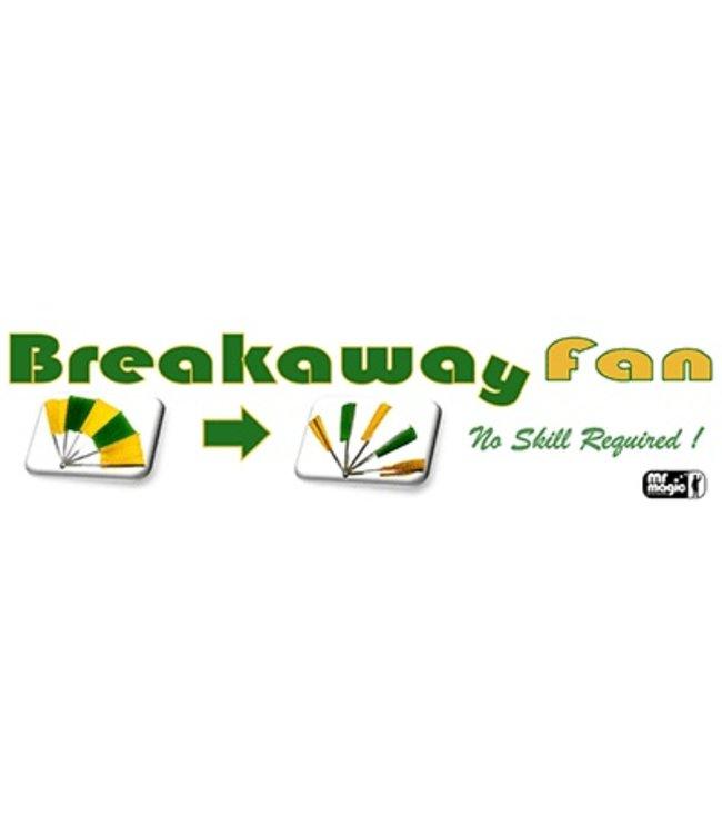 Breakaway Fan Stainless Steel by Mr. Magic  (M12)