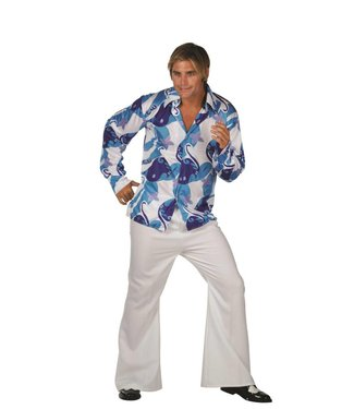 RG Costumes And Accessories 70s Fever - Adult Male Medium 36-38
