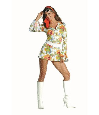 RG Costumes And Accessories 70s Sweetie Large 8-10