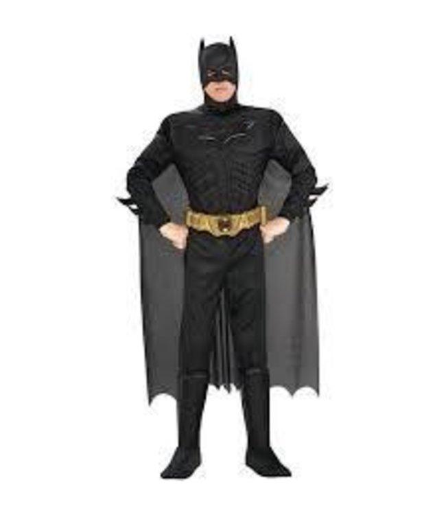 Rubies Costume Company Batman Muscle Large 42-44