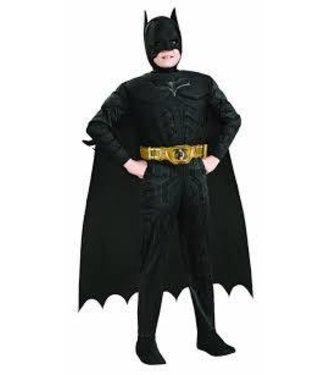 Rubies Costume Company Batman Deluxe - Child Medium 8-10