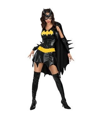 Rubies Costume Company Batgirl - DC Comics Large 10-14
