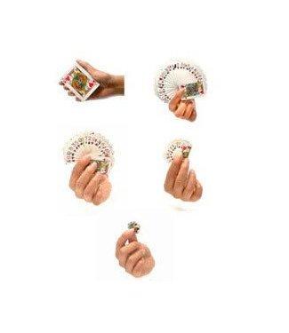 Viking Magic Diminishing Cards - Al Baker Method m10
