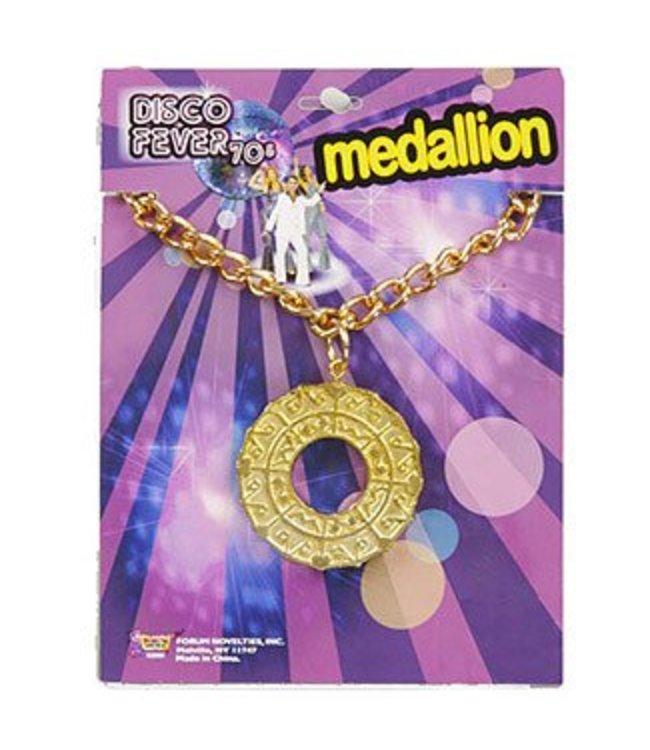Forum Novelties Disco Fever Medallion