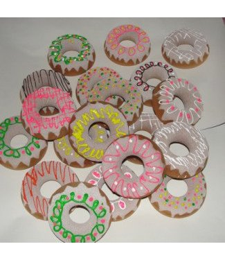 Donuts - Production by Viking Mfg.