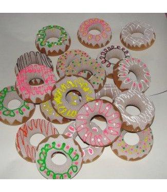 Viking Magic Donuts - Production