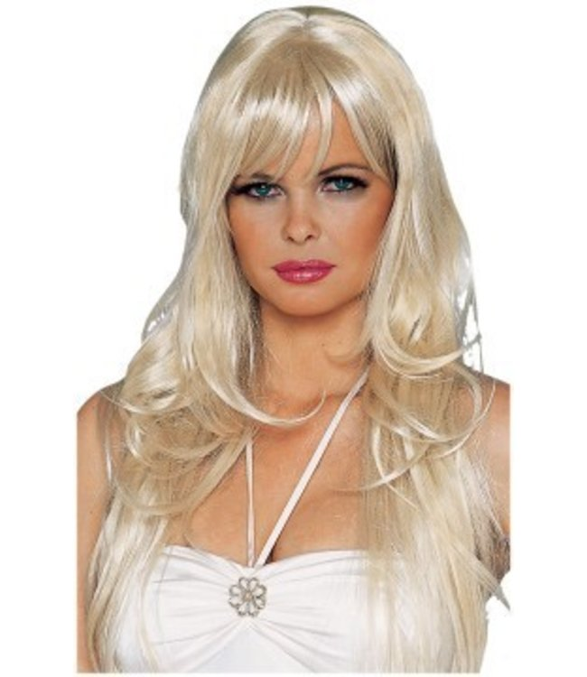 Costume Culture by Franco American Dreamgirl Blonde Wig