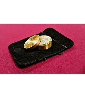 Duvivier Coin Box, Half Dollar by Dominique Duvivier - Coin M10