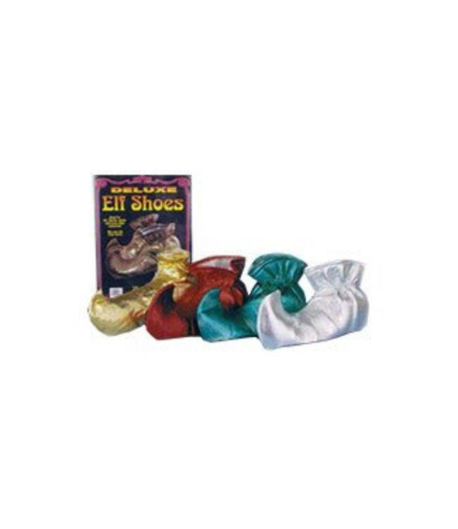 Forum Novelties Elf Shoes - Slippers Silver (C15)