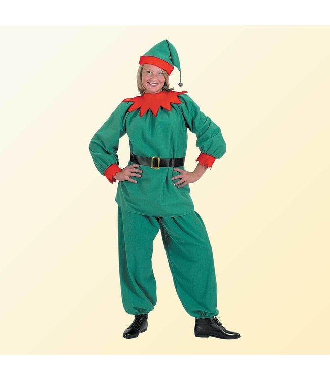 Halco Elf Suit #1192 - Adult 8-12