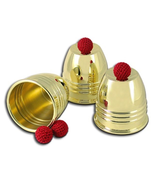 Cups And Balls, Brass by Johnson