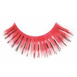 Red Cherry Eyelashes Red Mylar C205