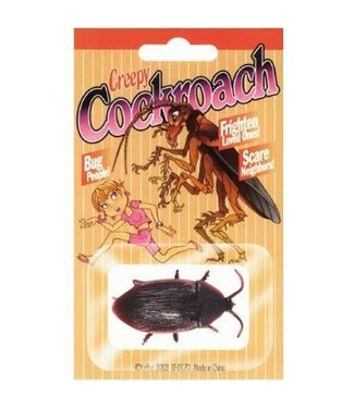 Creepy Cock Roach - Rubber by Loftus International
