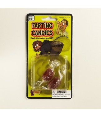 Forum Novelties Farting Candies