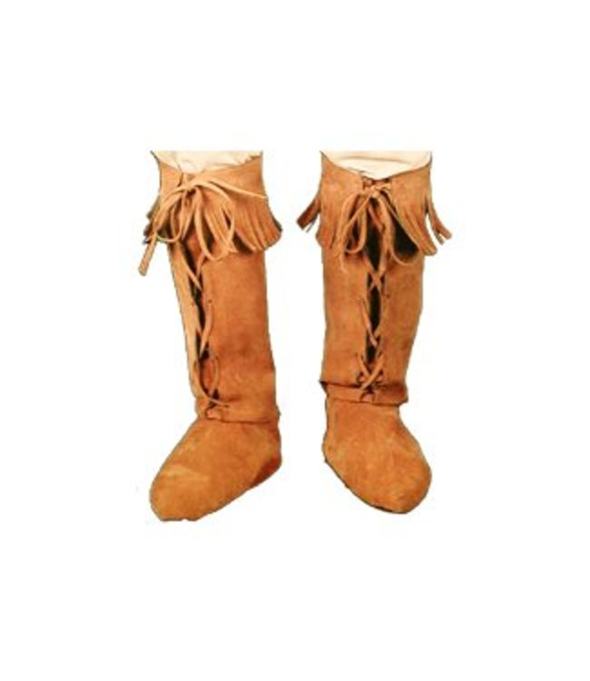 Forum Novelties Fringed Hippie Boot Covers