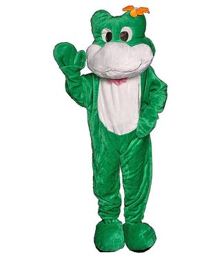 Dress Up America Mascot  Frog - Adult
