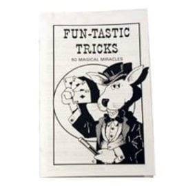 Fun-Tastic 50 Magical Miracles Don Lamb and Hank Moorehouse - Book