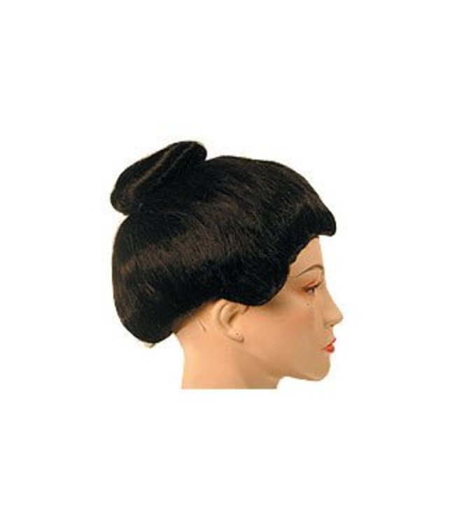 Morris Costumes and Lacey Fashions Geisha Girl, Deluxe Wig
