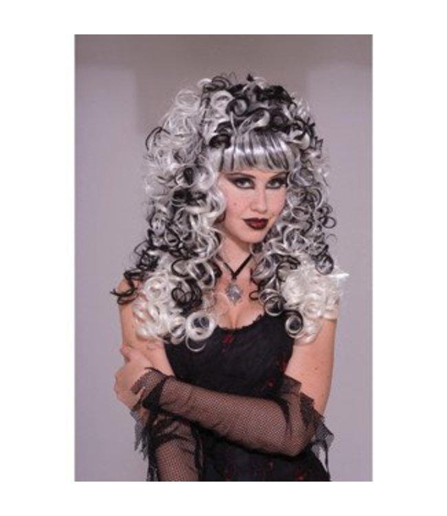 White One Size Forum Novelties Girls Ghost Wig