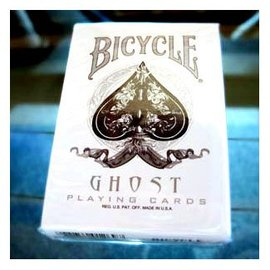 Bicycle Ghost Deck By Ellusionist